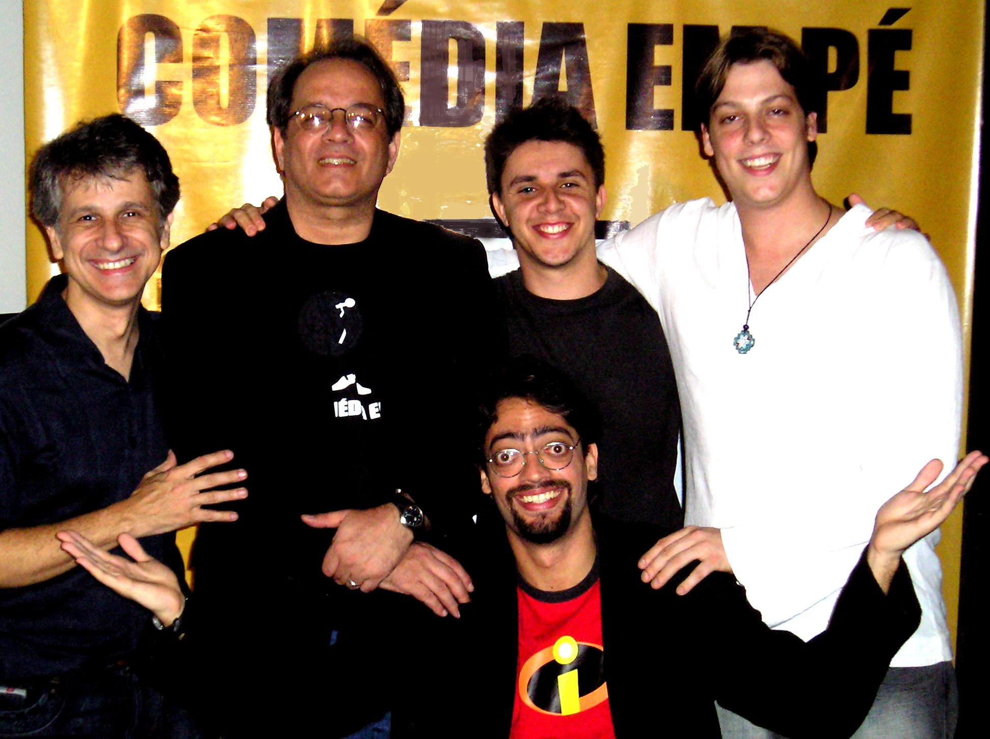 2006 - Comédia em Pé - RJ