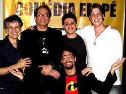2006 - Comédia em Pé