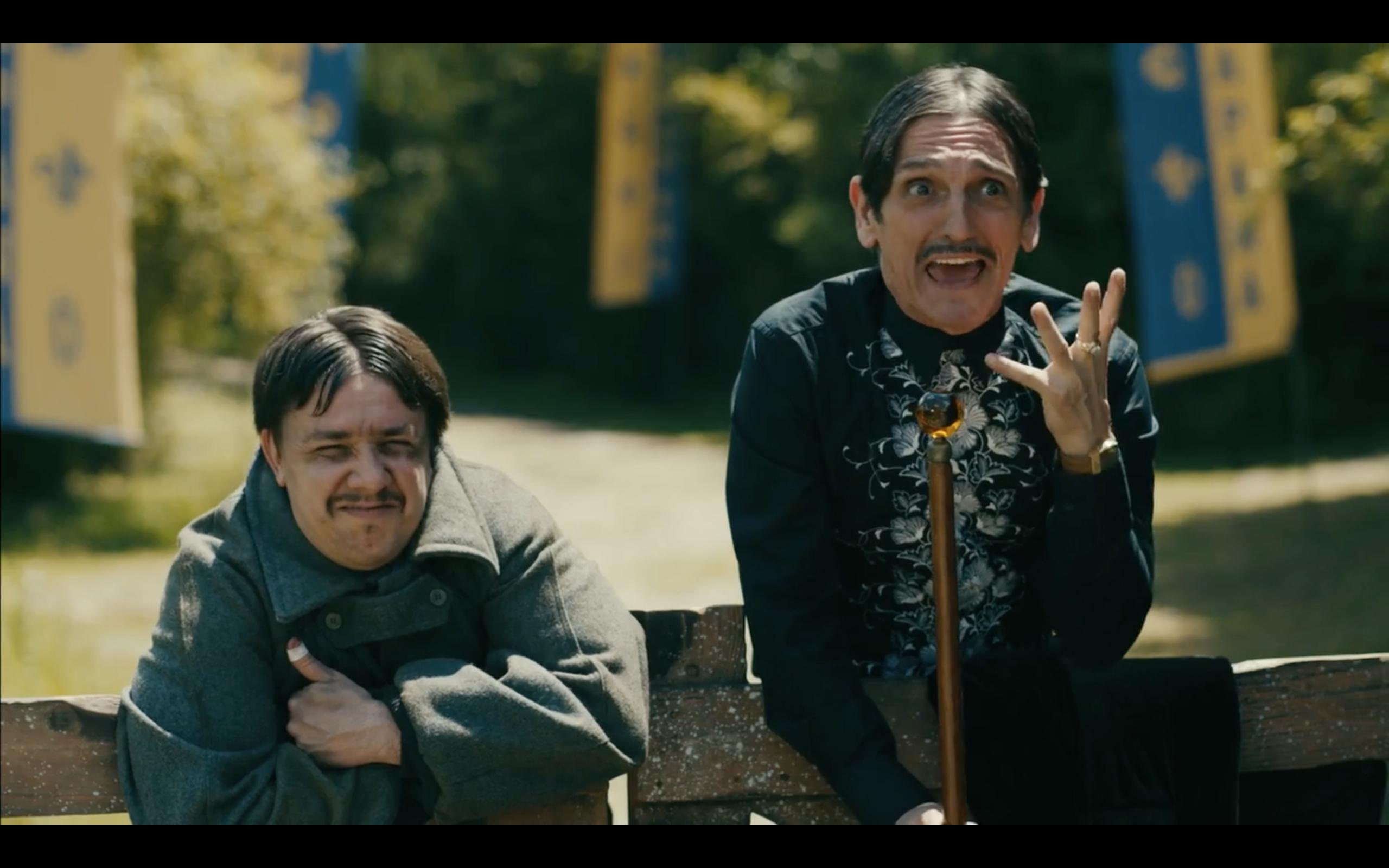 2015 - Carrossel - O Filme - Gonzales e Gonzalito