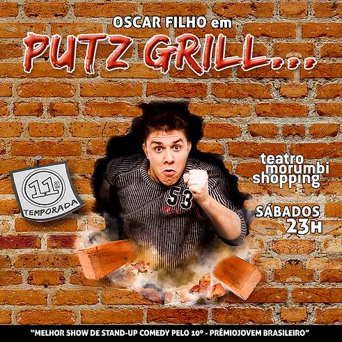 Oscar Filho - Putz Grill...