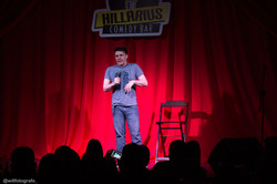 2016 - Hillarius Comedy Bar
