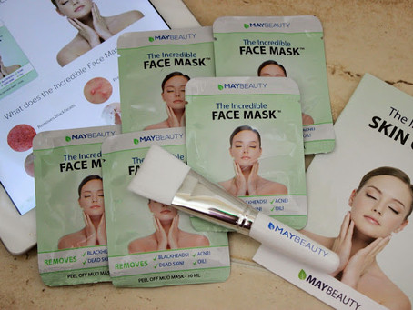 Clean and Clear Skin | MayBeauty's Incredible Face Mask