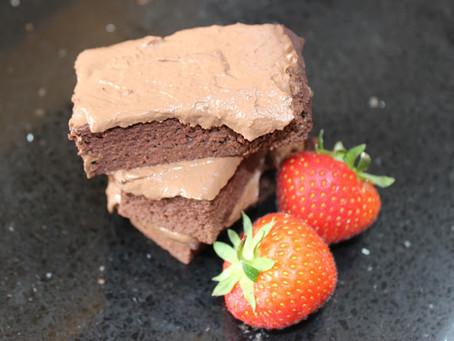 Chocolate Protein Brownie Recipe