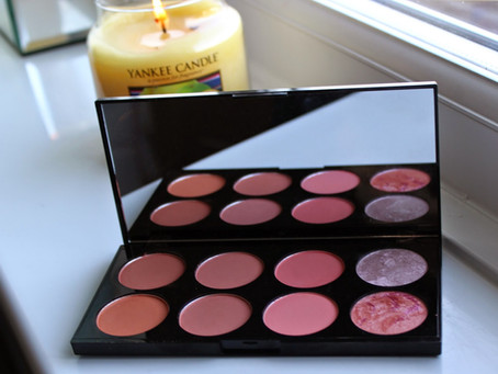 Makeup Revolution Ultra Blush Palette | Hot Spice