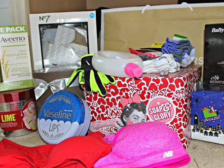 What I Got For Christmas 2014