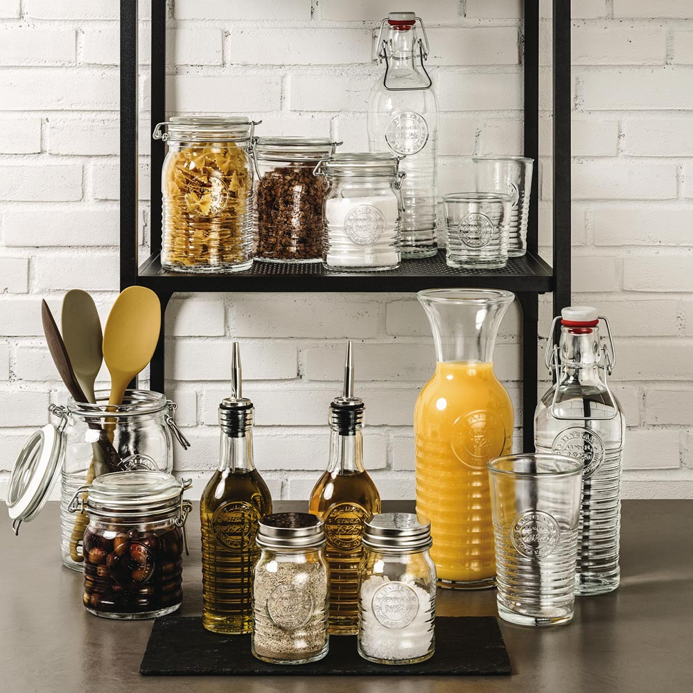 Na Lusalar encontra tudo para a organização da sua cozinha