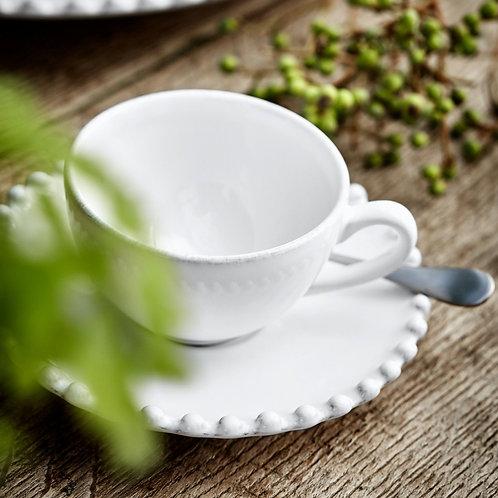 Chávena+Pires Café Coleção PEARL