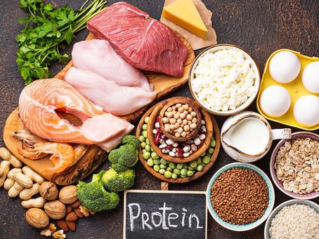 Protein and Metabolic Balance
