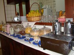 Café da Manhã Colonial Completo