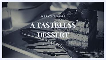 A Tasteless Dessert - Cover.jpg