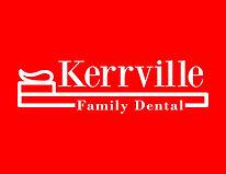 Kerrville-Family-Dental-logo-redandwhite