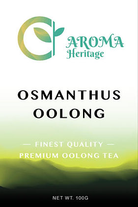 Osmanthus Oolong by Aroma Heritage