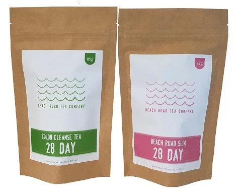Beach Road Slim Tea 28days Program