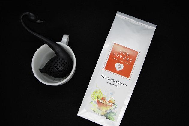 Rhubarb Cream @ Tea Lovers