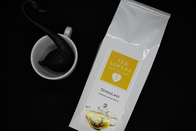StressLess Blend @ Tea Lovers