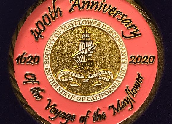 State Anniversary Lapel Pin
