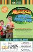 Poster Design for Magik Theatre