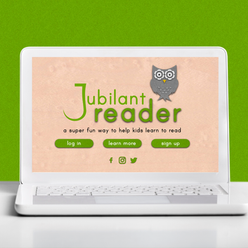 Video Ad for Jubilant Reader