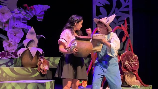 The Magical Pinata Video Trailer for Magik Theatre