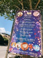 Special Announcement Banner for Magik Theatre