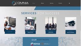 Omnia Website Design