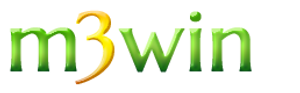 m3win logo
