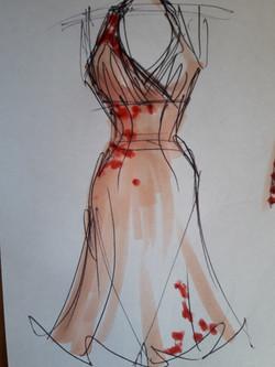 idée robe mariée ou cocktail