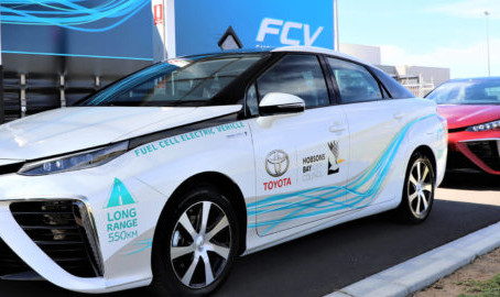 Hydrogen-electric Vehicles