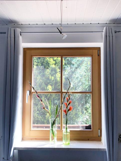 Schlafzimmerfenster