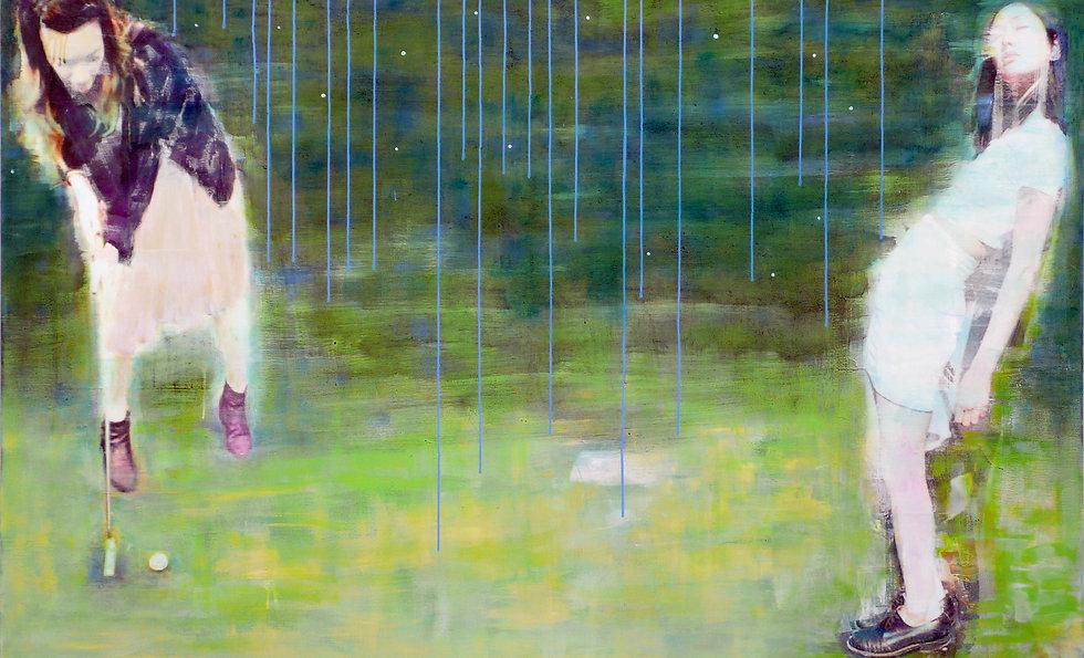 Ralf-Rainer Odenwald  |  My Girl  |  2010 | 180x115 cm