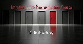 Introduction to Procrastination course.j