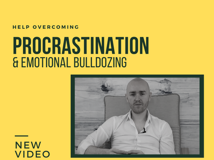 Procrastination and Emotional Bulldozing