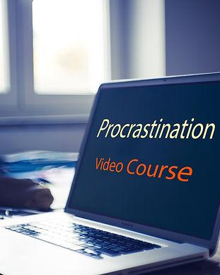 Procrastination Video Course