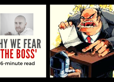 Why We Fear 'The BOSS'