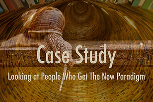 case Study- Looking at people who get th