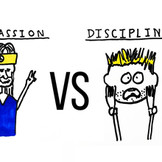 The Balance Between Self-Discipline and Self-Compassion