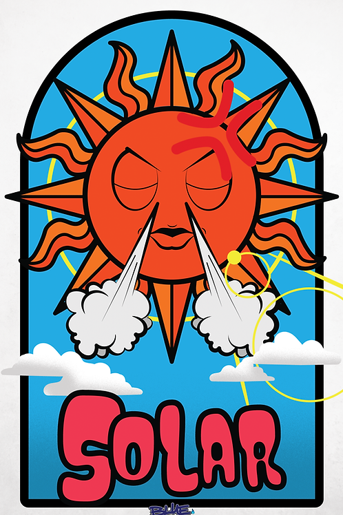 MAD Solar Print