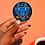 Thumbnail: Wolf Spirit, BLUE. Sticker