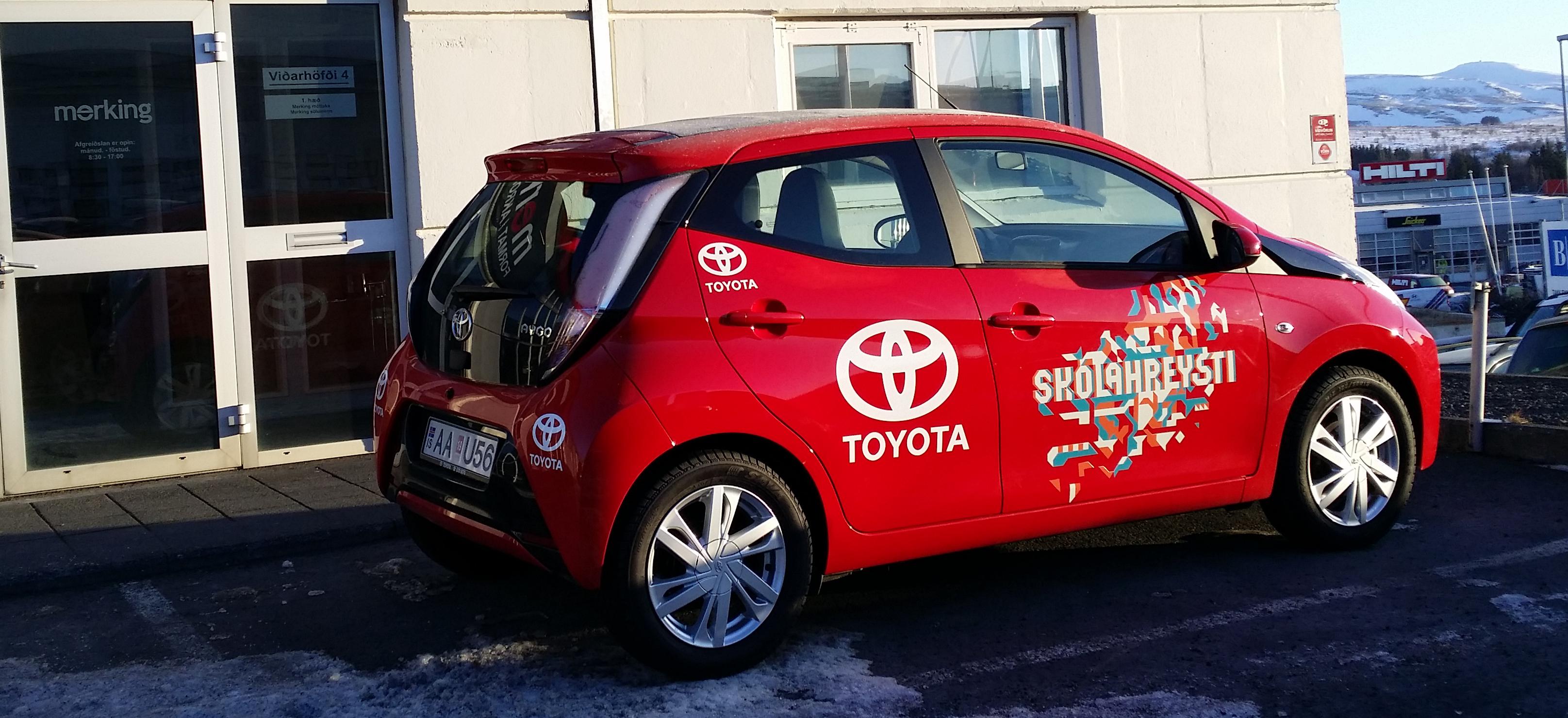 Toyota Skólahreysti