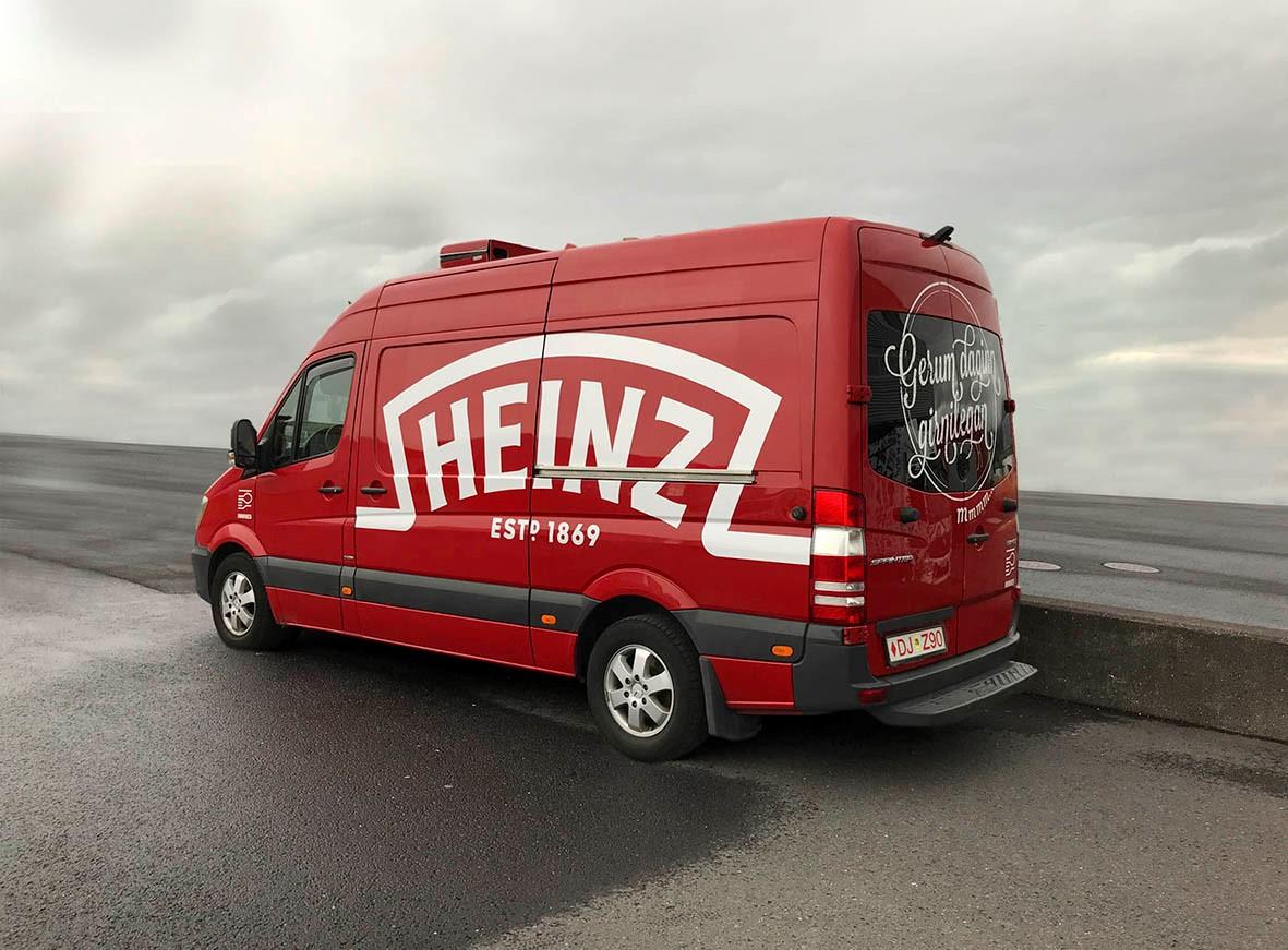 Heinz bíllinn