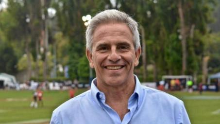Marcelo Rodríguez es el presidente de SANZAAR