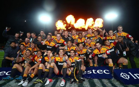 Chiefs, El Rival
