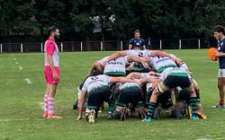 El rugby, suspendido