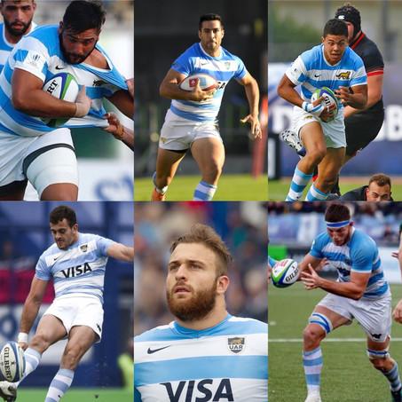 Los Pumas parten a Montevideo