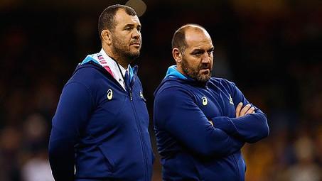 Cheika asesorará a Los Pumas durante el Rugby Championship