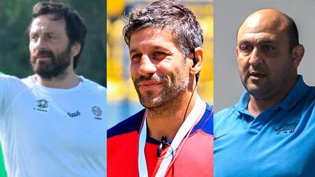 Los entrenadores de SLAR serán todos argentinos