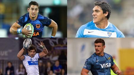 La lista de argentinos que jugarán en Estados Unidos