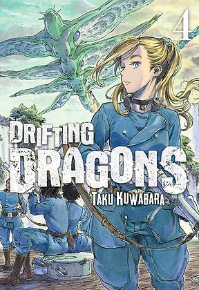 Drifting dragons Vol.4