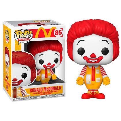 McDonald's Figura POP! Ad Icons Vinyl Ronald McDonald 9 cm