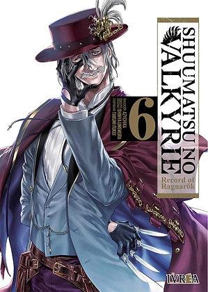 Shuumatsu no Valkyrie. Record of Ragnarok Vol.6